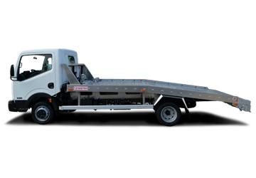 location camion plateau porte voiture d panneuse avec crochet d 39 attelage pas cher cenon. Black Bedroom Furniture Sets. Home Design Ideas